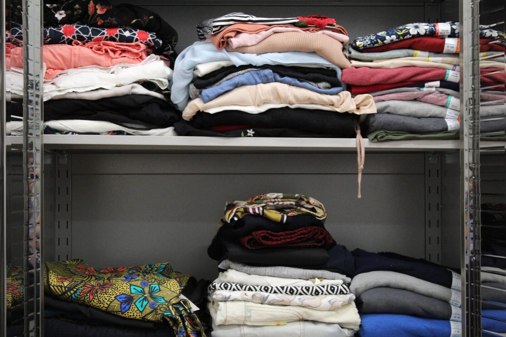 TN Stock Photo Clothing Closet