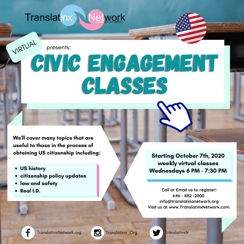 Civic Engagement Classes