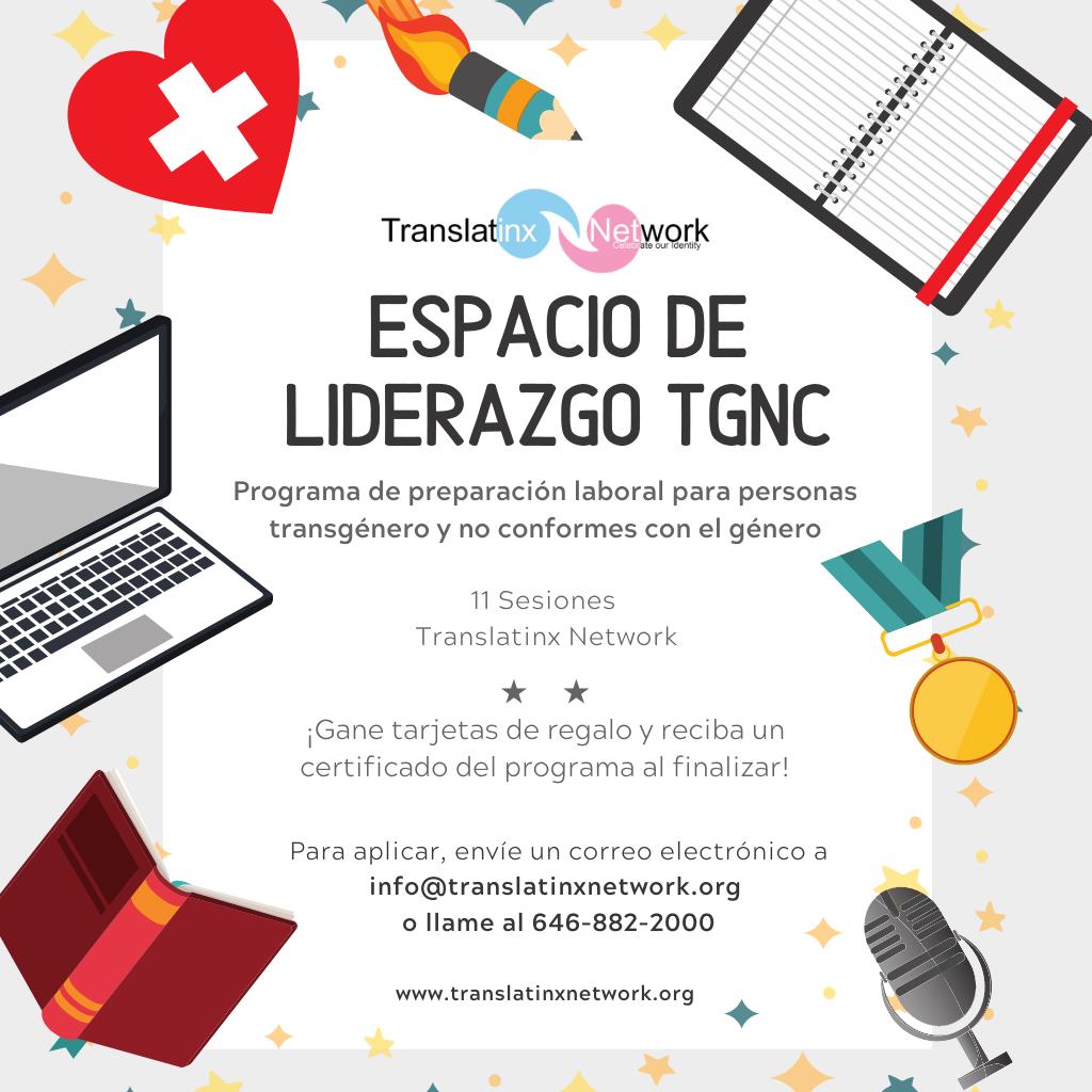 Espacio de Liderazgo TGNC